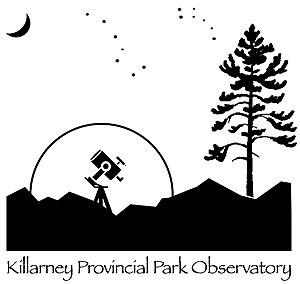 Killarney Provincial Park Observatory - Killarney Provincial Park Observatory Logo.