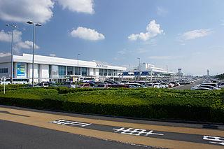 Kagoshima Airport Airport in Kirishima, Japan