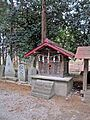 Kaikogami shrine of Sumiyoshi-jinja shrine in Kakuda city.JPG