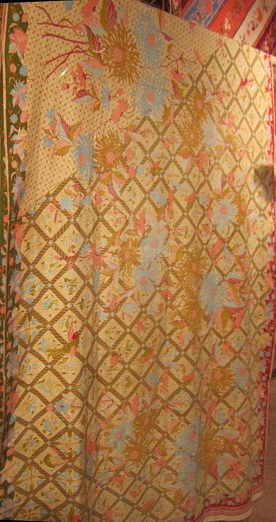 ... , 1930, cotton, tulis batik, Honolulu Museum of Art.JPG - Wikipedia