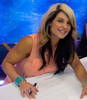 Kaitlyn (wrestler) American bodybuilder, model, and professional wrestler