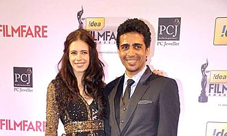 A Death in the Gunj - Koechlin and Devaiah have important roles in the film.