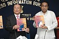 Kamal Nath and the Under Secretary-General of the United Nations and Executive Secretary of UN-ESCAP, Mr. Kim Hak-Su releasing the Economic and Social Survey of Asia and the Pacific 2007, in New Delhi on April 18, 2007.jpg
