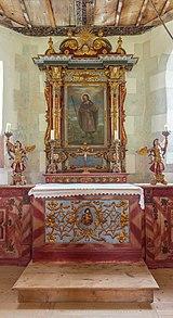 Kapelle St. Jakob-Caplutta Sogn Giacun. Breil-Brigels (actm) 09.jpg