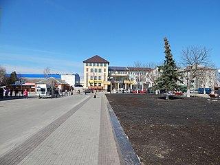Karachev Town in Bryansk Oblast, Russia