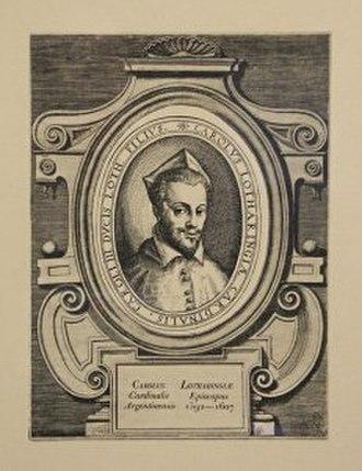 Charles of Lorraine (bishop of Metz and Strasbourg) - Charles of Lorraine