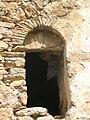 Karmravank Armenian monastery (Lake Van) - closeup of stonework.JPG