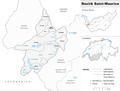 Karte Bezirk Saint-Maurice 2007.png