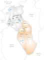Karte Gemeinden des Bezirks Sierre 2008.png