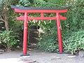 Kashiwayama-inari shrine's Torii, Fujisawa, Kanagawa.jpg