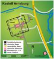 Kastell Arnsburg Lageplan.png