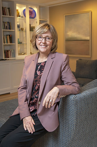 Kathleen McCartney (college president) - Image: Kathleen Mc Cartney, President of Smith College
