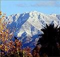 Keller Peak from Caroline Park, Redlands, CA 12-30-12d (8377788386).jpg