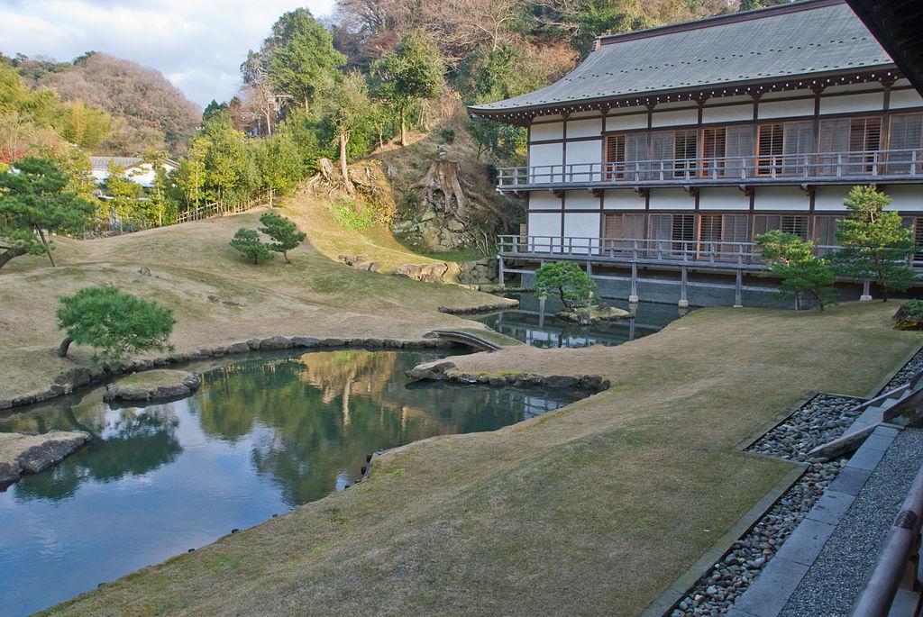 Kenchoji Pond