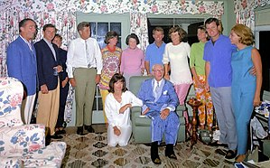 Kennedy family - Kennedy family in September 1963