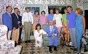 Kennedy family on jpk birthday sept 1963.jpg