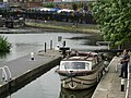 Kentish Town Road Lock, Regent's Canal - geograph.org.uk - 864009.jpg