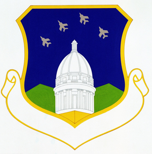 Kentucky Air National Guard - Image: Kentucky Air National Guard Emblem