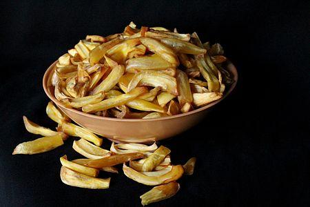 Kerala jackfruit chips.JPG