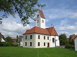 Kettershausen Mohrenhausen Kirche v S