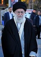 Khamenei at Behesht Zahra.jpg
