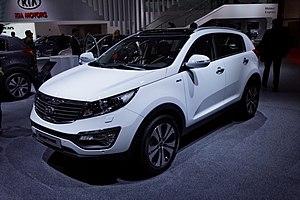 Kia Motors - Kia Sportage
