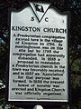 Kingston Presbyterian Church Marker Conway SC Jun 10.JPG