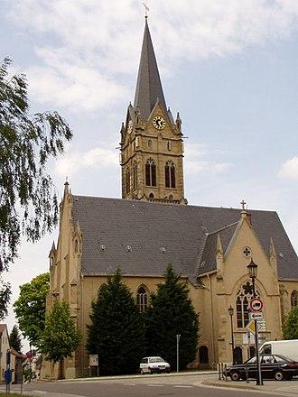 Lucka - Lucka's Church