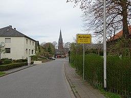 Hermesplatz in Kleve