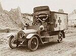 Knockchis wolsey ambulance