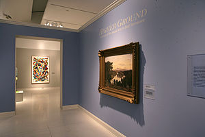 Knoxville Museum of Art - Image: Knoxville Museum of Art Higher Ground