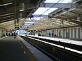 Koshigaya Laketown Station platforms 20080315.jpg