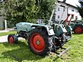 Kramer-Traktor auf einem Traktortreffen.JPG