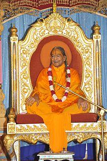 Kripalu Maharaj Hindu spiritual leader