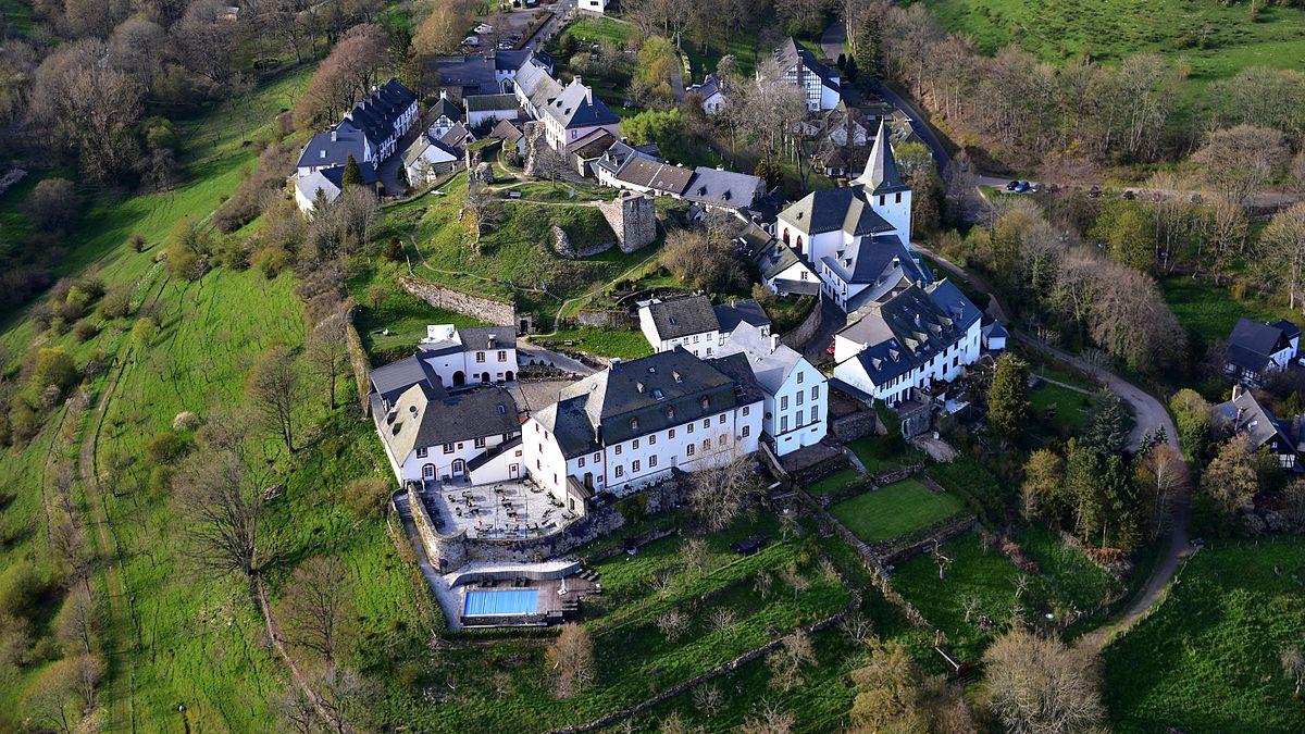 kronenburg eifel karte Kronenburg – Wikipedia