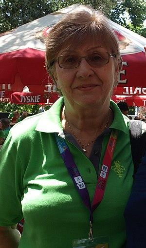 Krystyna Jakubowska - Image: Krystyna Jakubowska