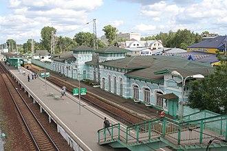 Kubinka - Kubinka railway station