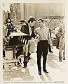 Kubrick & Curtis on the set of Spartacus (1960 publicity photo - original).jpg