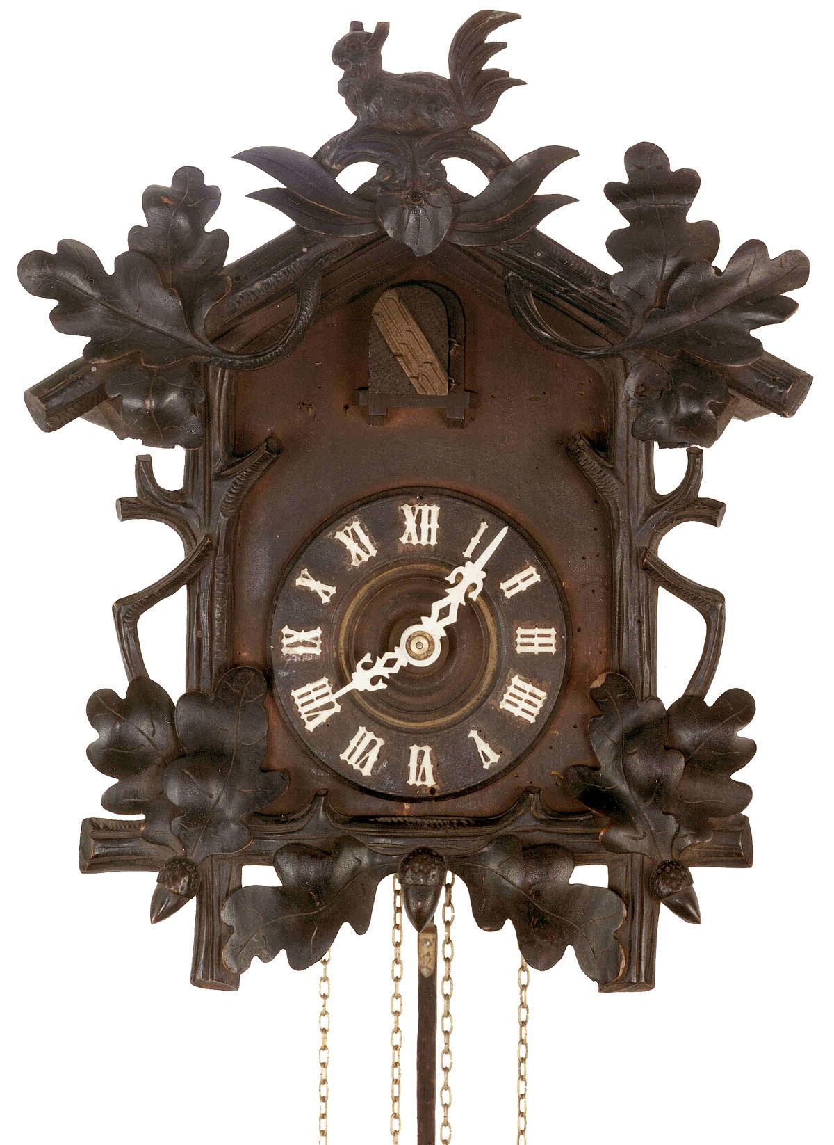 608f64005449 Часы с кукушкой — Википедия