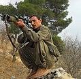Kurdish PKK Guerilla (11502830936).jpg