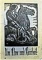 Kurt Gerstein Um Ehre und Reinheit cover (1937).jpg