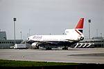 L'avion de ligne Lockheed TriStar L-1011 G-BBAF de British Airways.jpg