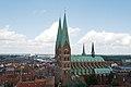 Lübeck Marienkirche Baudenkmal 3.jpg