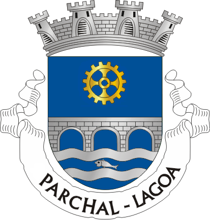 Coat of arms of Parchal