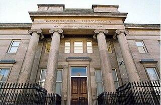 Liverpool Institute High School for Boys grade II listed grammar school in Liverpool, United kingdom
