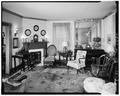 LIVING ROOM, GENERAL VIEW - Anne Spencer House, 1313 Pierce Street, Lynchburg, Lynchburg, VA HABS VA,16-LYNBU,85-3.tif