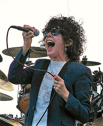 LP (singer) - LP performing at WTMD's First Thursday series in Canton, Baltimore, Maryland in June 2014.