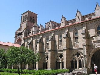 La Chaise-Dieu - The abbey church