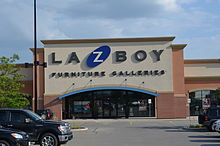 Lazy Boy Furniture Store Barrie