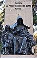 La Caritat, monument al Marqués de Campo de València.JPG